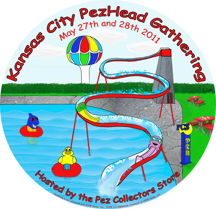 Click HERE to visit ''Kansas City Pezhead Gathering